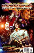 Robotech Prelude to Shadow Chronicles Vol 1 1