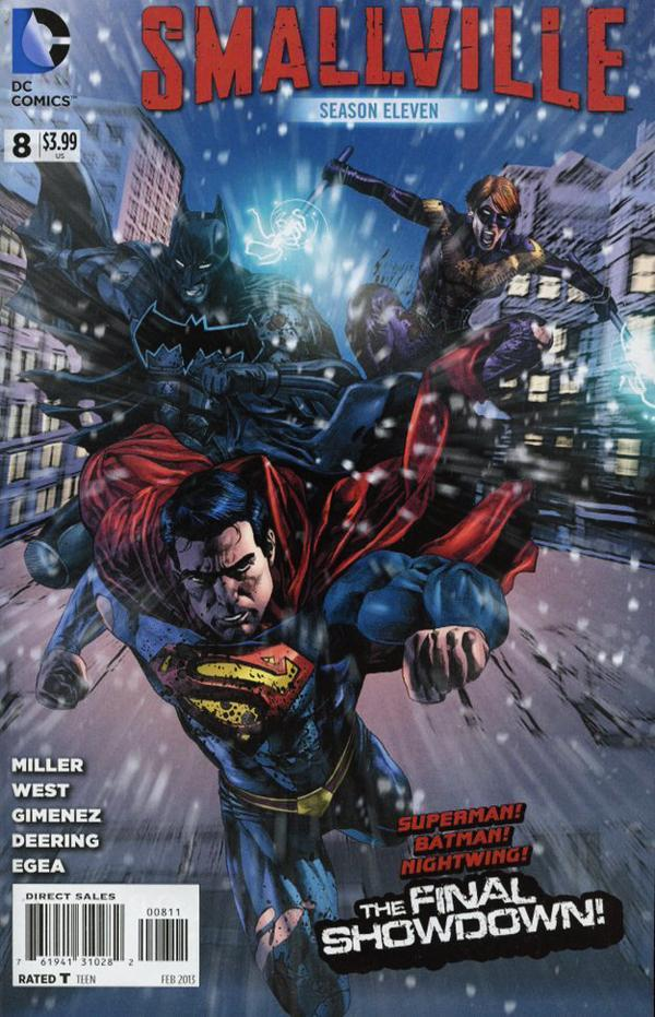 Smallville Season 11 Vol 1 8 Dc Database Fandom Powered By Wikia