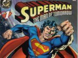 Superman: The Man of Tomorrow Vol 1 1