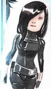 Talia al Ghul Lil Gotham 001