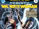 Wonder Woman Vol 5 34