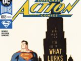 Action Comics Vol 1 1002