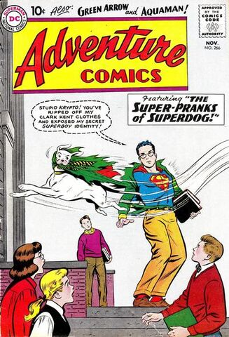 File:Adventure Comics Vol 1 266.jpg