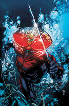 Black Manta, Jackson's father
