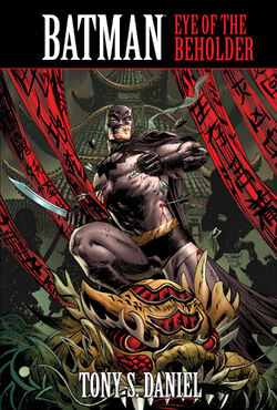 Cover for the Batman: Eye of the Beholder Trade Paperback