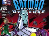 Batman Beyond Universe Vol 1 6
