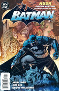 Batman Hush Double Feature