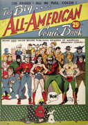 Big All-American Comic Book Vol 1 1