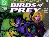 Birds of Prey Vol 1 12