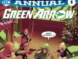 Green Arrow Annual Vol 6 1