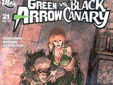Green Arrow and Black Canary Vol 1 21