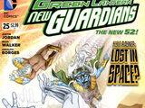 Green Lantern: New Guardians Vol 1 25