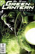 Green Lantern Rebirth 1