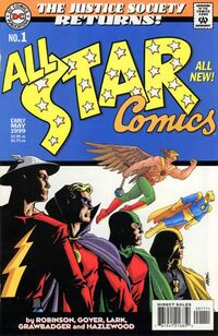 JSA Returns All Star Comics Vol 1 1