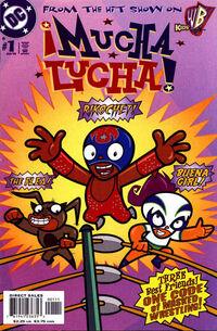 Mucha Lucha Vol 1 1