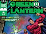 The Green Lantern: Season Two Vol 1 5