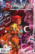 Thundercats Origins Heroes and Villains Vol 1 1