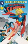 Adventures of Superman Vol 1 502