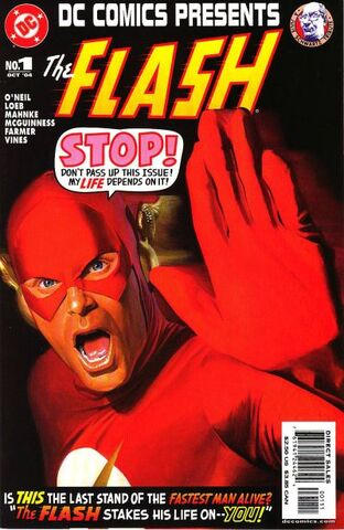 File:DC Comics Presents Flash 1.jpg