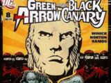 Green Arrow and Black Canary Vol 1 8