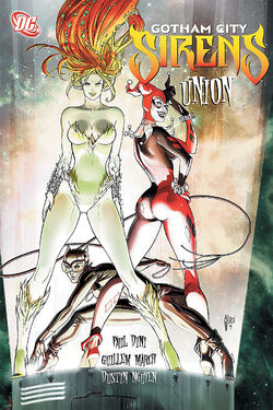 Cover for the Gotham City Sirens: Union Trade Paperback