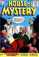 House of Mystery v.1 38