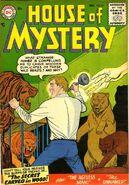 House of Mystery v.1 57