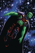 Martian Manhunter Vol 4 11 Romita Jr Textless Variant