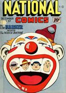 National Comics Vol 1 57