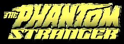 Phantom Stranger (2012) logo