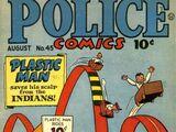 Police Comics Vol 1 45