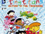 Tiny Titans: Return to the Treehouse Vol 1 2