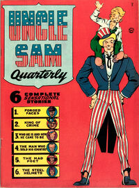 Uncle Sam Quarterly Vol 1 1