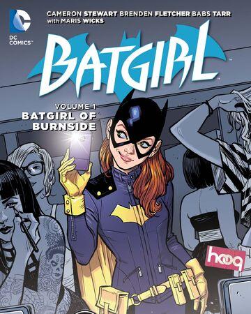 Batgirl: Batgirl of Burnside   DC Database   Fandom