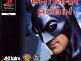 Batman and Robin (Video Game)