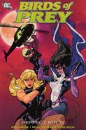 Birds of Prey Perfect Pitch
