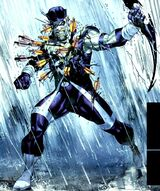 Black Lantern Green Arrow 003