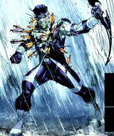Black Lantern Green Arrow 003