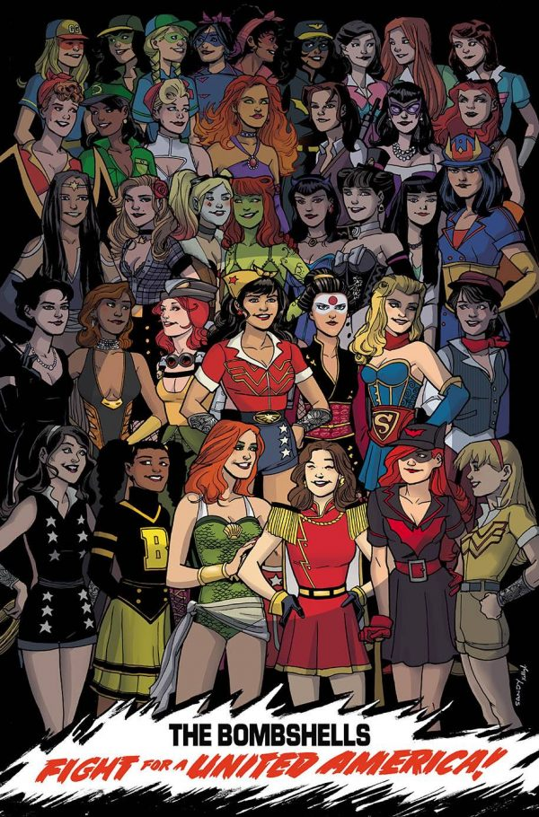 DC Bombshells | DC Database | FANDOM powered by Wikia