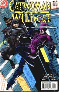 CatwomanWildcat Vol 1 1