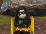 Damian Wayne (Lego Batman)