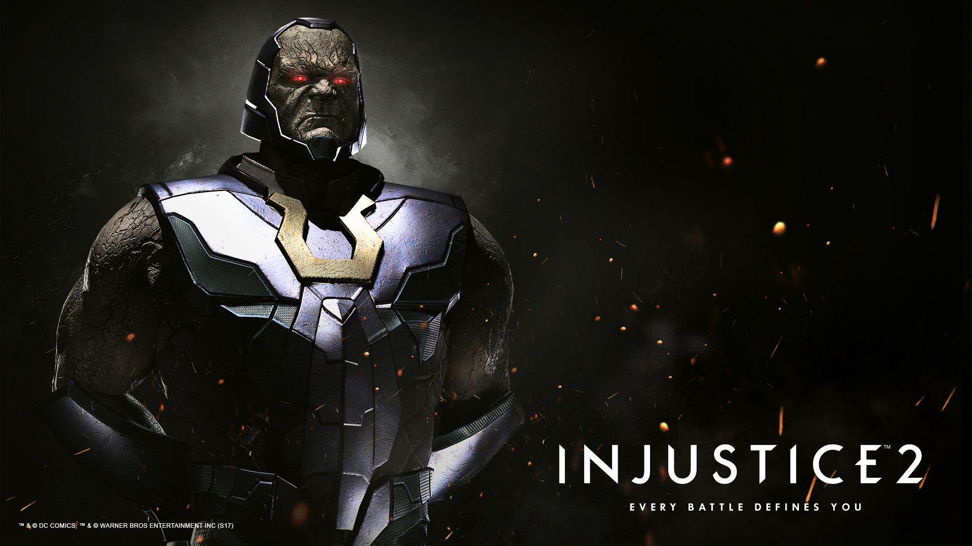 Darkseid Injustice 2 Wallpaper 0001