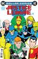 Dollar Comics Justice League Vol 1 1