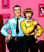 Fred and Sylvia Danvers