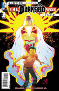 Justice League Darkseid War Shazam! Vol 1 1