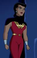 Lady Wonder Woman DCAU 001