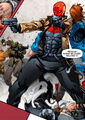 Red Hood Jason Todd New 52 0001