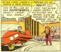 Rocketmobile (Earth-One)