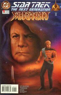 Star Trek The Next Generation - Shadowheart Vol 1 1