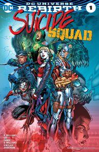 Suicide Squad Vol 5 1